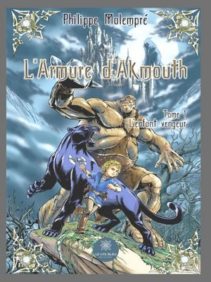 cover image of L'armure d'Akmouth--Tome 1