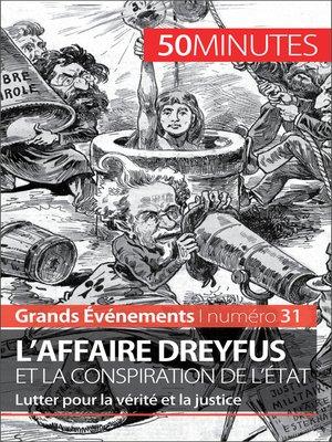 cover image of L'affaire Dreyfus et la conspiration de l'État