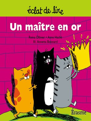 cover image of Un maître en or