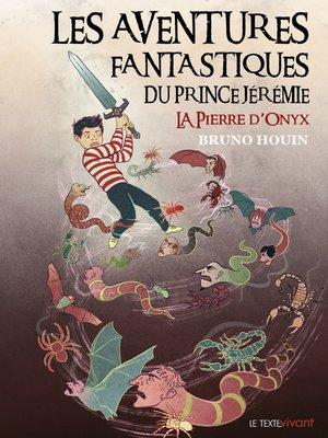 cover image of La pierre d'Onyx