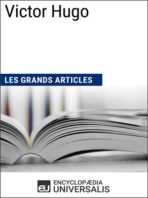 cover image of Victor Hugo (Les Grands Articles)