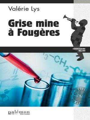 cover image of Grise mine à Fougères