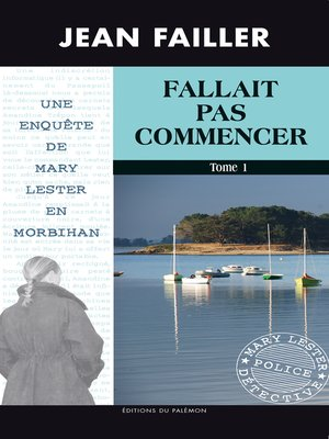 cover image of Fallait pas commencer