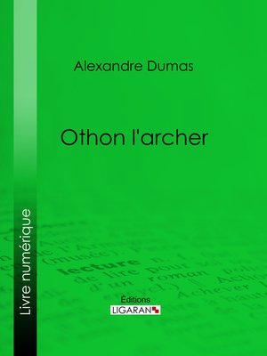 cover image of Othon l'archer