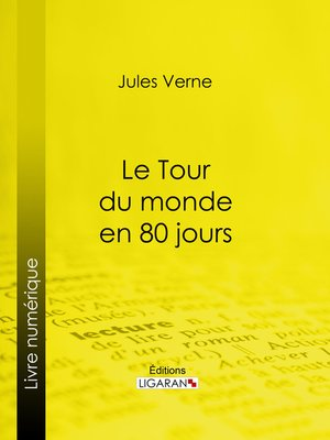 cover image of Le Tour du monde en quatre-vingts jours