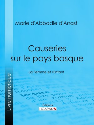 cover image of Causeries sur le pays basque