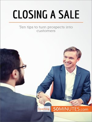 cover image of Closing a Sale