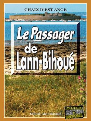 cover image of Le passager de Lann-Bihoué