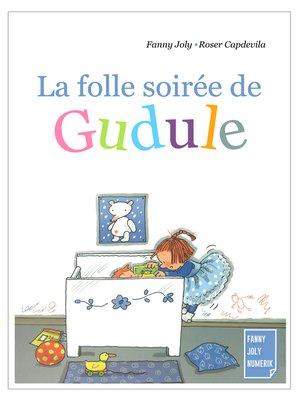 cover image of La folle soirée de Gudule