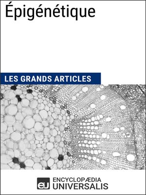 cover image of Épigénétique