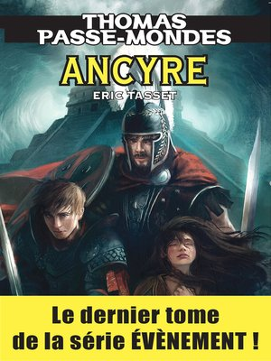 cover image of Ancyre