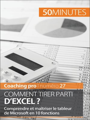 cover image of Comment tirer parti d'Excel ?