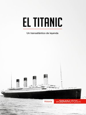 cover image of El Titanic