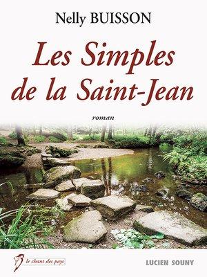 cover image of Les Simples de la Saint-Jean