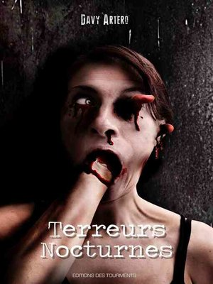 cover image of Terreurs Nocturnes