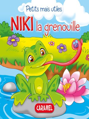 cover image of Niki la grenouille