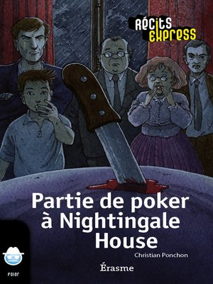 cover image of Partie de poker à Nightingale House