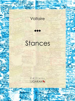 cover image of Stances