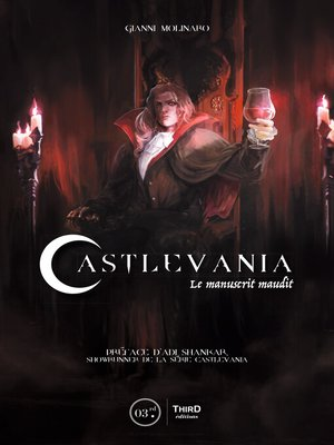cover image of Castlevania