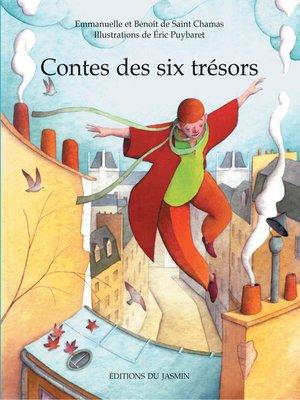 cover image of Contes des six trésors