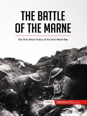 cover image of The Battle of the Marne