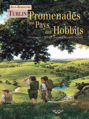 cover image of Promenades au pays des hobbits