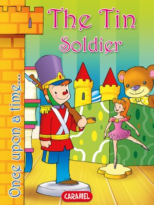 cover image of The Tin Soldier