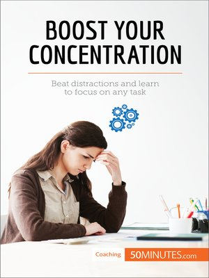 cover image of Boost Your Concentration
