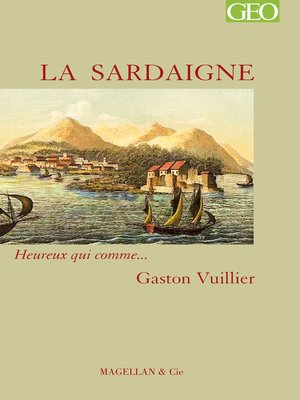 cover image of La Sardaigne