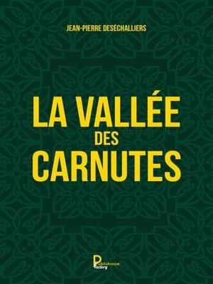 cover image of La vallée des Carnutes