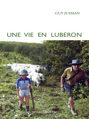 cover image of Une vie en Luberon