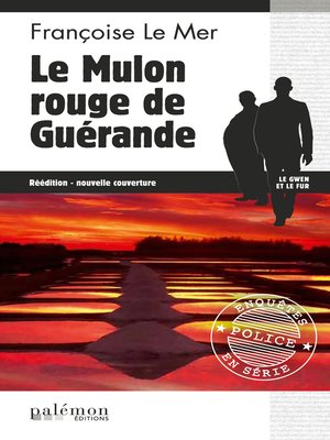 cover image of Le Mulon rouge de Guérande