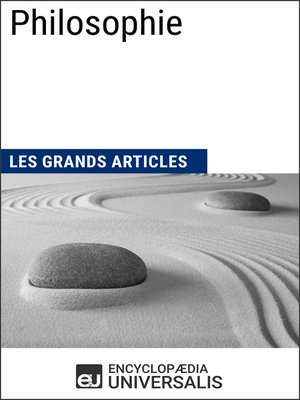 cover image of Philosophie