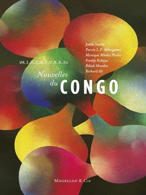 cover image of Nouvelles du Congo
