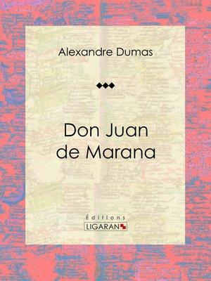 cover image of Don Juan de Marana