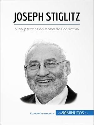 cover image of Joseph Stiglitz