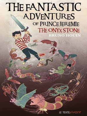 cover image of The Fantastic adventures of prince Jeremie