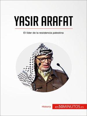cover image of Yasir Arafat