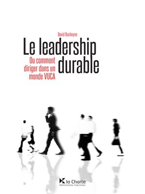 cover image of Le leadership durable