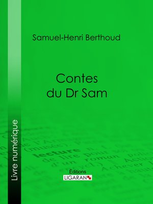 cover image of Contes du Dr Sam