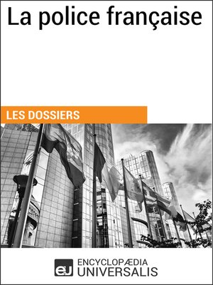 cover image of La police française