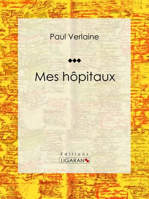 cover image of Mes hôpitaux