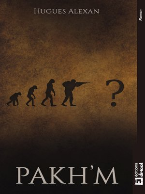 cover image of PAKH'M