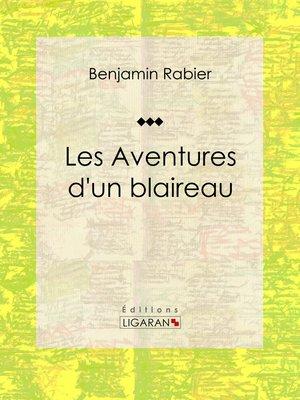 cover image of Les Aventures d'un blaireau
