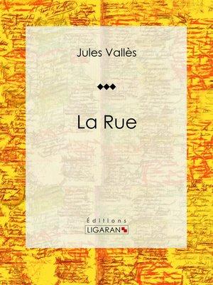 cover image of La Rue