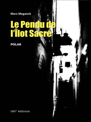 cover image of Le pendu de l'îlot sacré