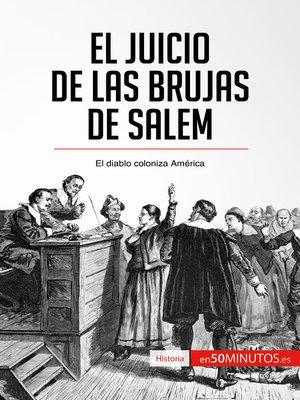 cover image of El juicio de las brujas de Salem