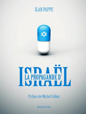 cover image of La propagande d'Israël