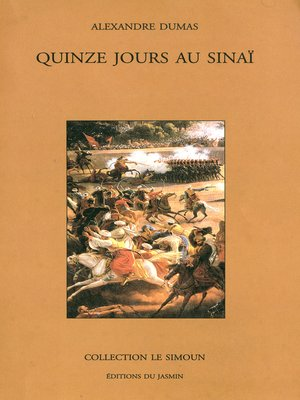 cover image of Quinze jours au Sinaï
