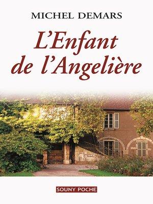 cover image of L'Enfant de l'Angelière